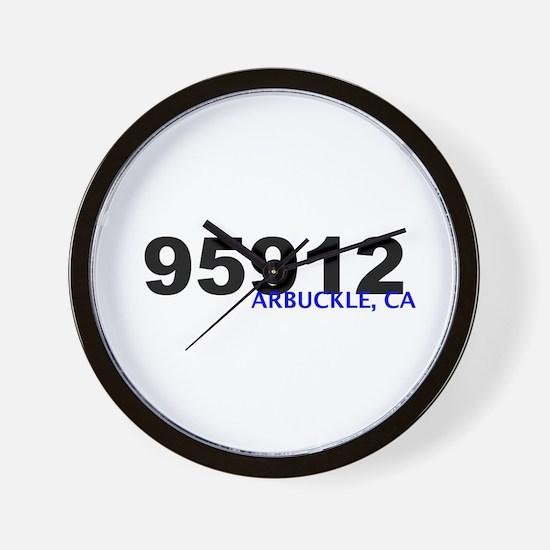 95912 Wall Clock