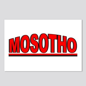 """Mosotho"" Postcards (Package of 8)"