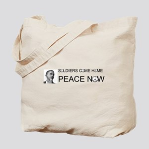 PEACE NOW Tote Bag