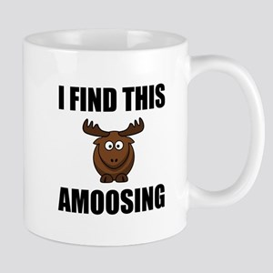 Find This Amoosing Moose Mugs