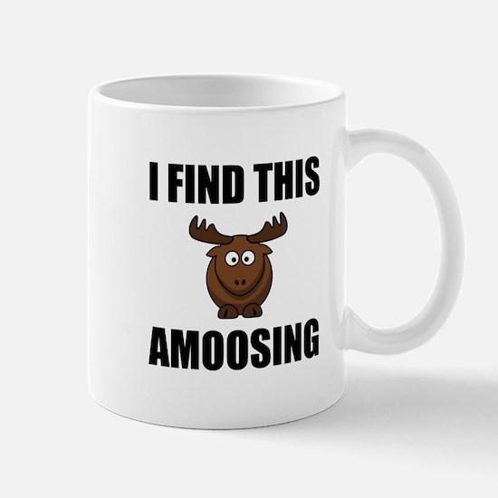 Find This Amoosing Moose Mugs