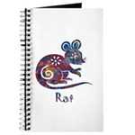 Year of the Rat Journal