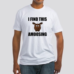 Find This Amoosing Moose T-Shirt