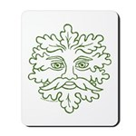 GreenMan Mousepad