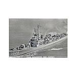 USS HOOPER Rectangle Magnet (100 pack)