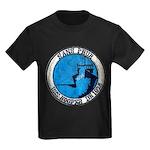 USS HOOPER Kids Dark T-Shirt