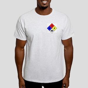 NFPA Diamond Ash Grey T-Shirt