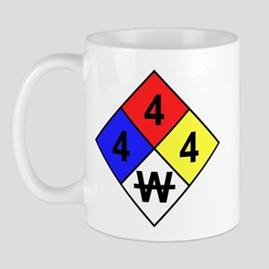 NFPA Diamond Mug