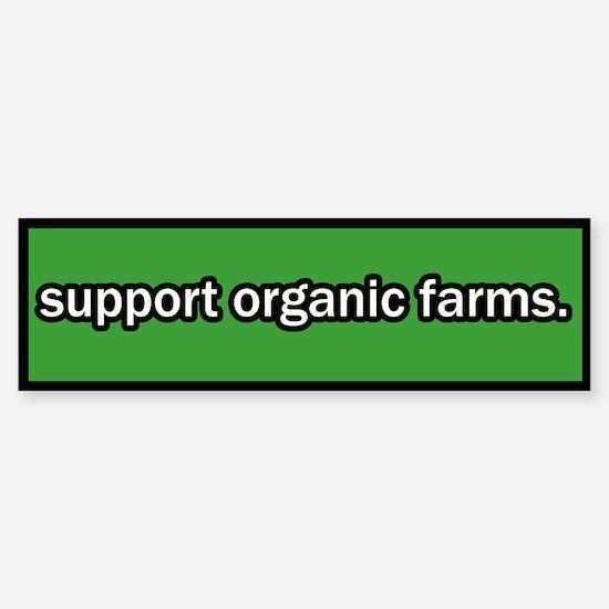 Support Organic Farms