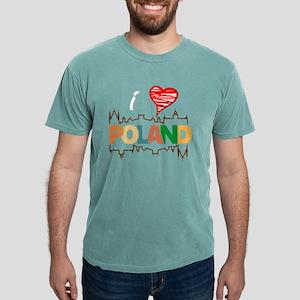 i love polska Poland gift T-Shirt