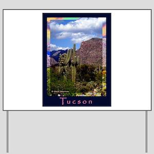 Tucson Yard Sign