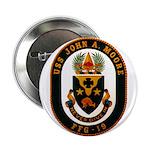 """USS JOHN A. MOORE 2.25"""" Button (10 pack)"""