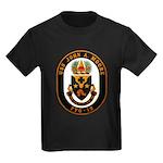 USS JOHN A. MOORE Kids Dark T-Shirt