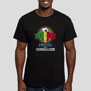 Football Senegalese Senegal Soccer Team Sp T-Shirt