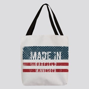 Made in Garfield, Minnesota Polyester Tote Bag