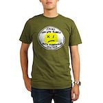 Fun & Games Organic Men's T-Shirt (dark)