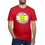 Fun & Games Men's Fitted T-Shirt (dark)