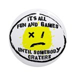 Fun & Games Ornament (Round)