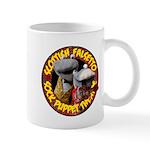 Mug with Socks logo