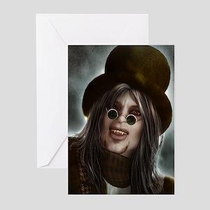 Mordechai Drampyre Greeting Cards (Pk of 10)