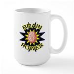 Large Brain Power Mug