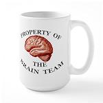 Large Brain Team Mug