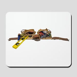 Tool Belt Stretch Mousepad