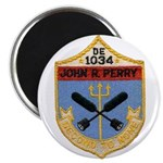 USS JOHN R. PERRY Magnet