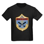 USS JOHN R. PERRY Kids Dark T-Shirt