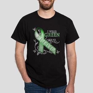 I Wear Green for my Friend Dark T-Shirt