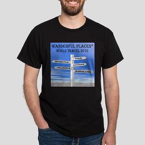 World Travel 2010 Dark T-Shirt