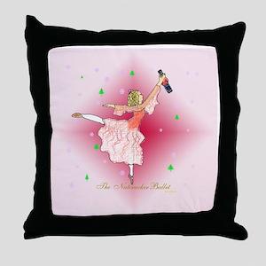 Magical Clara III Throw Pillow
