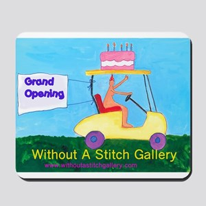 Without A Stitch Gallery Mousepad