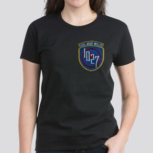 USS JOHN WILLIS Women's Dark T-Shirt