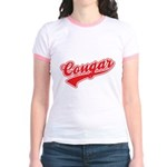 Cougar Jr. Ringer T-Shirt