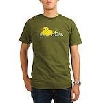 Von Duck Organic Men's T-Shirt (dark)