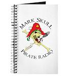 Mark Skull Pirate Radio Journal