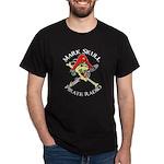 Mark Skull Pirate Radio Dark T-Shirt