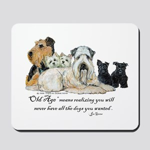 Love Dogs Mousepad