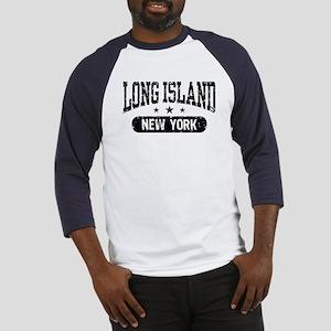 Long Island New York Baseball Jersey