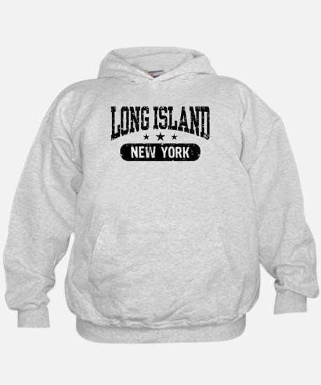 Long Island New York Hoodie
