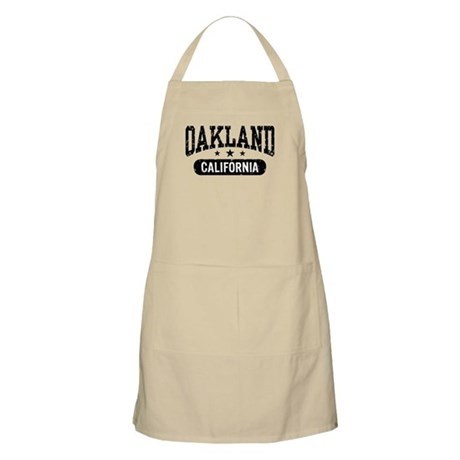 Oakland California Apron