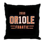 2010 OR10LE Throw Pillow