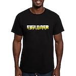 Evildoer Men's Fitted T-Shirt (dark)