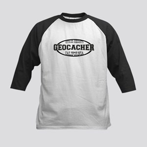 Citrus Heights Geocacher Kids Baseball Jersey