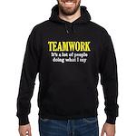Teamwork Hoodie (dark)