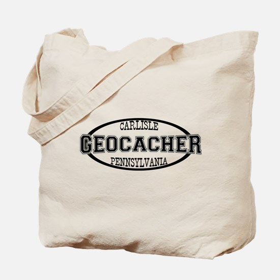 Carlisle Geocacher Tote Bag
