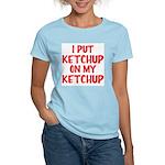 Ketchup Women's Light T-Shirt