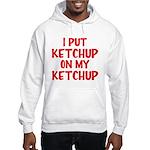 Ketchup Hooded Sweatshirt