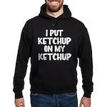Ketchup Hoodie (dark)
